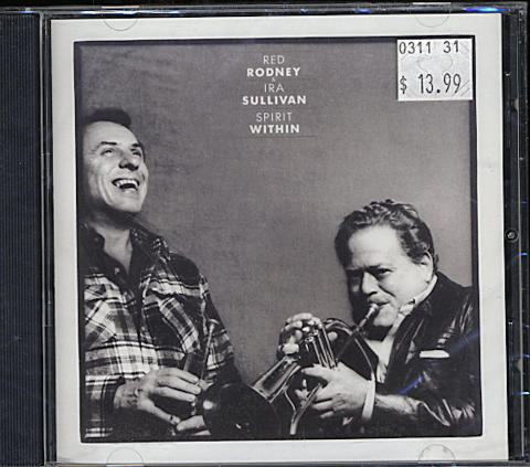 Red Rodney & Ira Sullivan CD