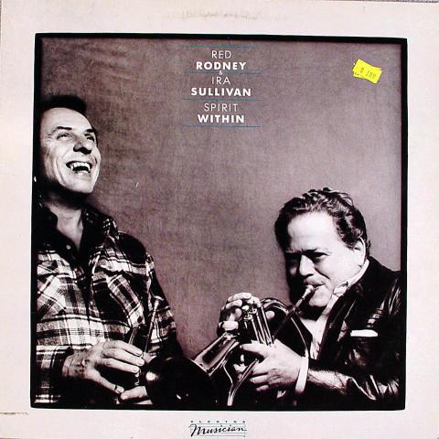 "Red Rodney & Ira Sullivan Vinyl 12"""