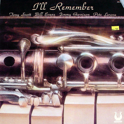 "Tony Scott Vinyl 12"" (Used)"