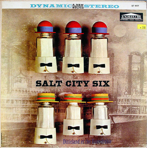 """Salt City Six Vinyl 12"""""""