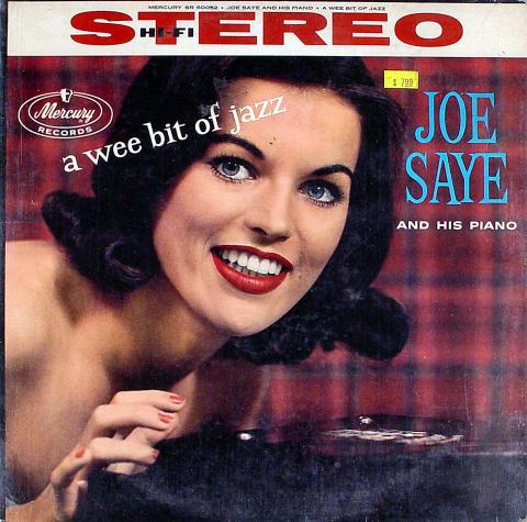 "Joe Saye Vinyl 12"""