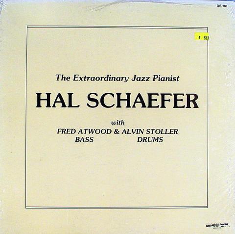 "Hal Schaefer Vinyl 12"""
