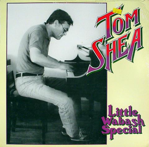 "Tom Shea Vinyl 12"""