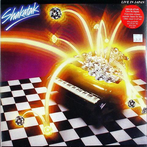 "Shakatak Vinyl 12"""
