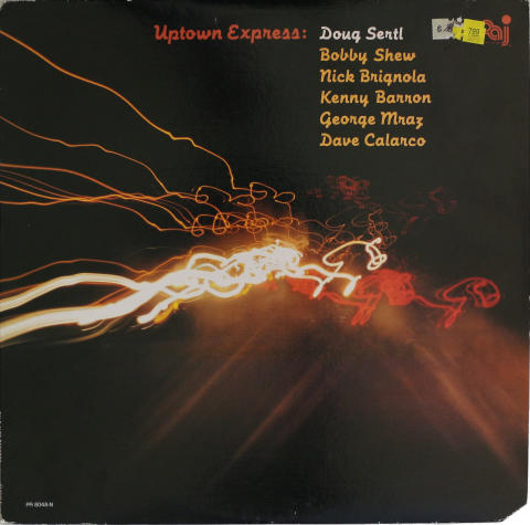 "Uptown Express Vinyl 12"""