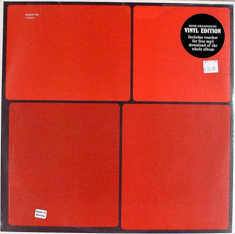 "Scorch Trio Vinyl 12"""