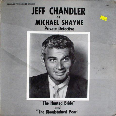 """Jeff Chandler Vinyl 12"""""""