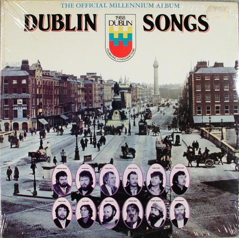 """Dublin Songs Vinyl 12"""""""