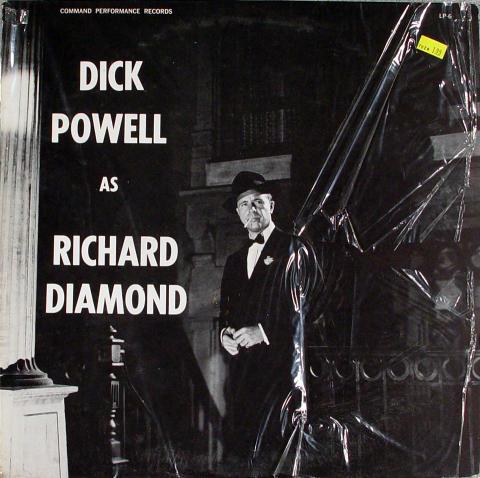 """Dick Powell Vinyl 12"""""""