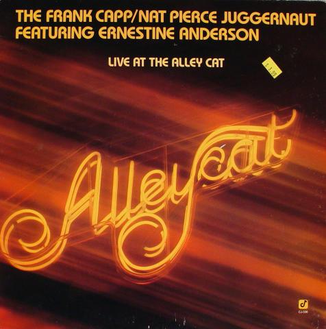 "The Frank Capp / Nat Pierce Juggernaut Vinyl 12"""