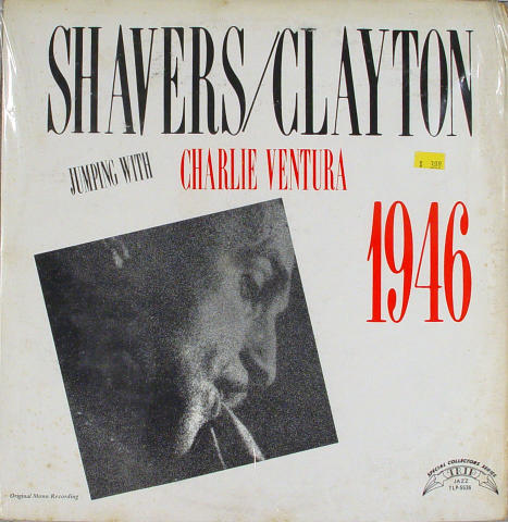 """Shavers / Clayton Vinyl 12"""""""