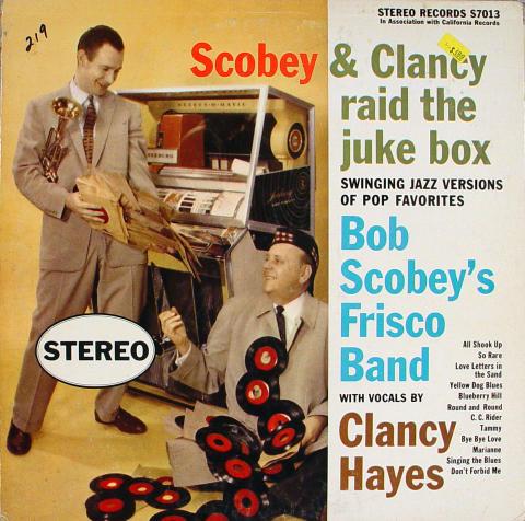 "Scobey & Clancy Vinyl 12"""
