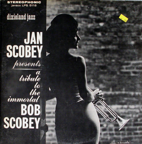 """Jan Scobey And Her Dixie Cats Vinyl 12"""""""