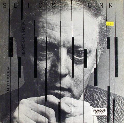 "The John Bunch Quartet Vinyl 12"""