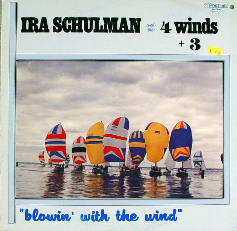 """Ira Schulman And The 4 Winds + 3 Vinyl 12"""""""