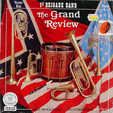 "1st Brigade Band Vinyl 12"""