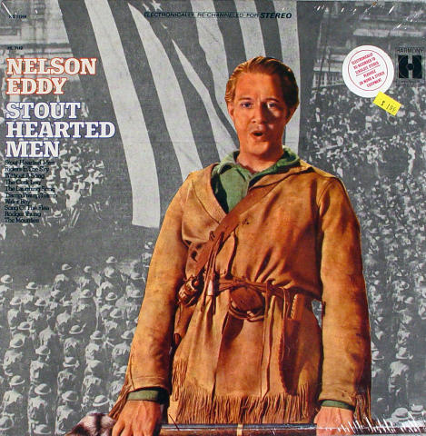 "Nelson Eddy Vinyl 12"""