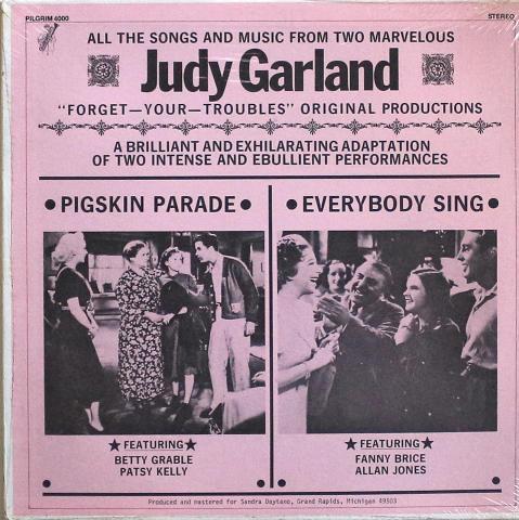 "Pigskin Parade / Everybody Sing Vinyl 12"""