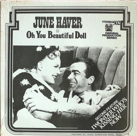 """June Haver Vinyl 12"""""""