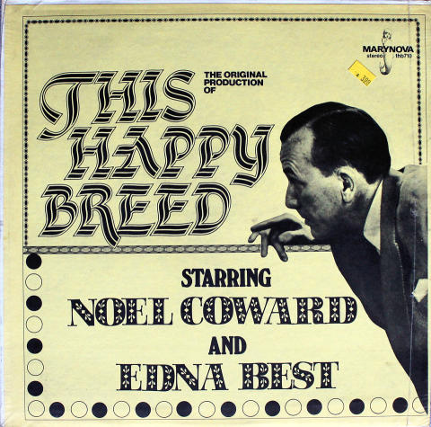 This Happy Breed Vinyl 12""