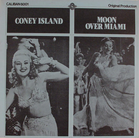 Coney Island / Moon Over Miami Vinyl 12""