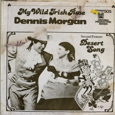 """My Wild Irish Rose / Desert Song Vinyl 12"""""""