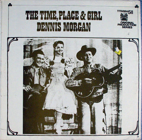 The Time, Place & Girl / Paleface / Son Of Paleface Vinyl 12""