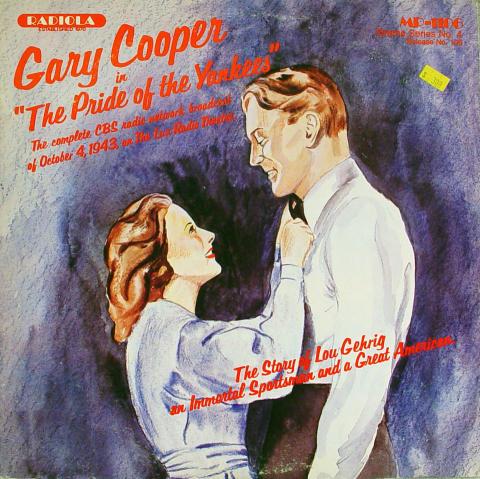 "Gary Cooper Vinyl 12"""