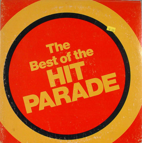 The Best Of The Hit Parade 1973 Vinyl 12""