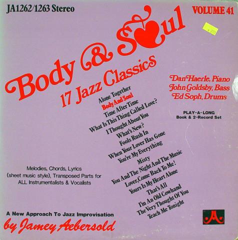 """Jamey Aebersold Vinyl 12"""""""