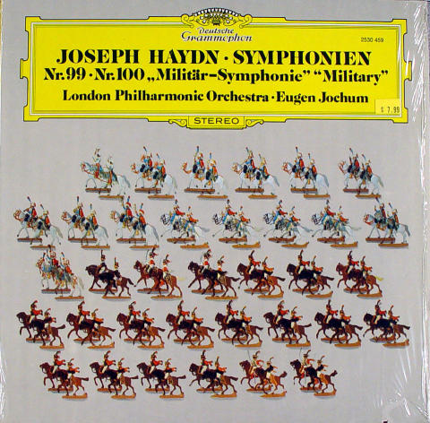 "Joseph Haydn Vinyl 12"""