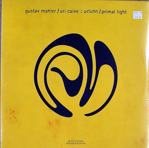 """Gustav Mahler / Uri Caine Vinyl 12"""""""