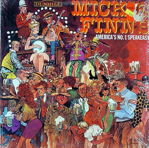 """Mickie Finn Vinyl 12"""""""