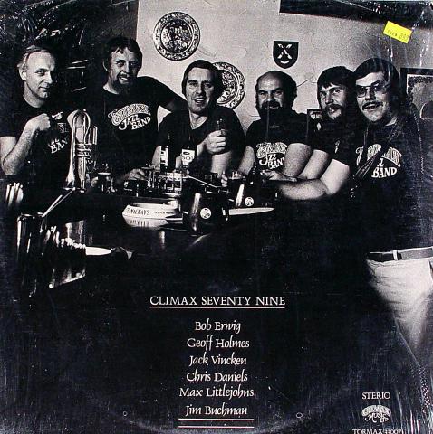 "Climax Seventy Nine Vinyl 12"""