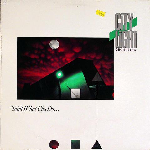"City Light Orchestra Vinyl 12"""