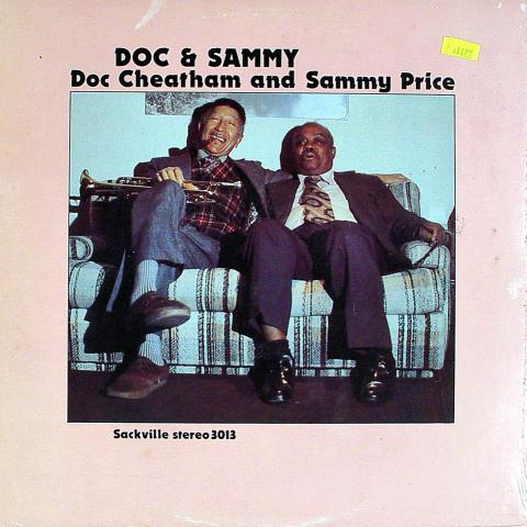 """Doc & Sammy Vinyl 12"""""""