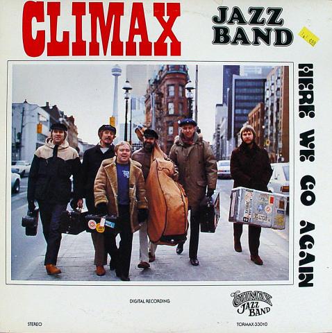 """Climax Jazz Band Vinyl 12"""""""