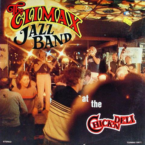 "The Climax Jazz Band Vinyl 12"""