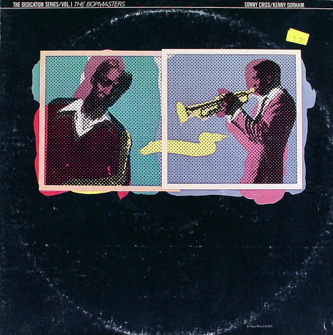 "The Bopmasters Vinyl 12"""