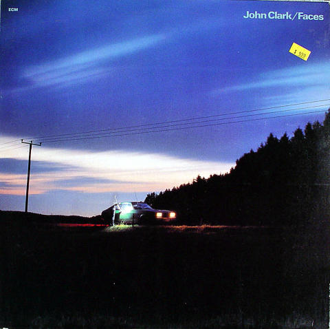 "John Clark Vinyl 12"""