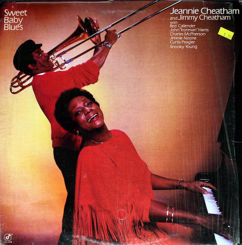 "Jeannie Cheatham And Jimmy Cheatham Vinyl 12"""