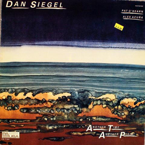 "Dan Siegel Vinyl 12"""
