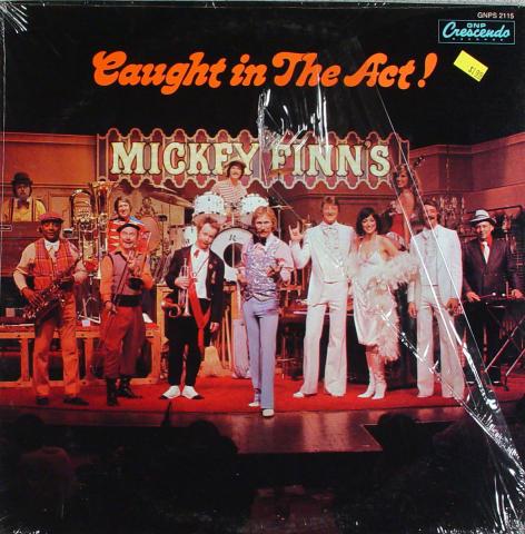 """Mickey Finn Vinyl 12"""""""