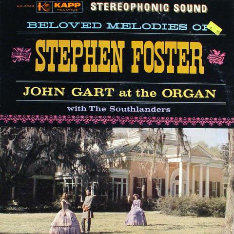 """John Gart Vinyl 12"""""""