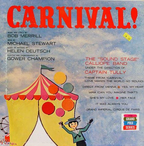 """Carnival! Vinyl 12"""""""
