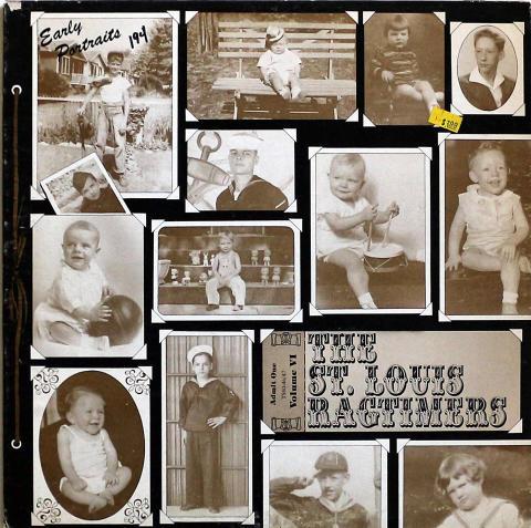"The St. Louis Ragtimers Vinyl 12"""
