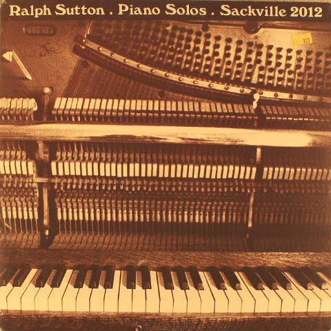 """Ralph Sutton Vinyl 12"""""""