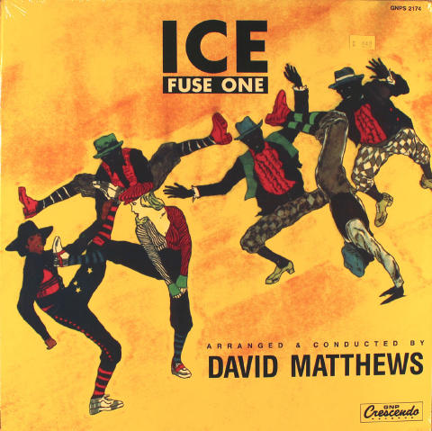 "David Matthews Vinyl 12"""