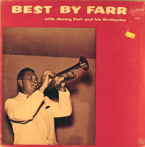 """Jimmy Farr And His Orchestra Vinyl 12"""""""