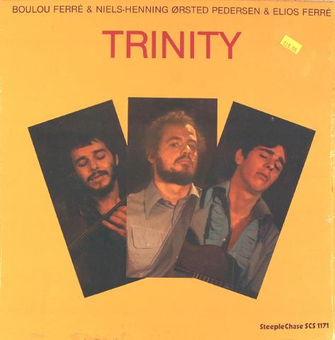"Trinity Vinyl 12"""